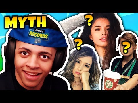 MYTH LY BREAKS CONTACT WITH HIS GIRL  Fortnite Daily Funny Moments Ep.45