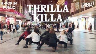 [K-POP IN PUBLIC] VAV (브이에이브이) - THRILLA KILLA Dance Cover by ABK Crew from Australia