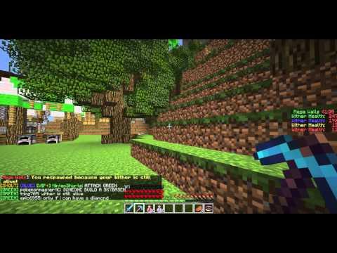 Minecraft - Mega Walls On Hypixel + Optifine Cape LONG GAME!