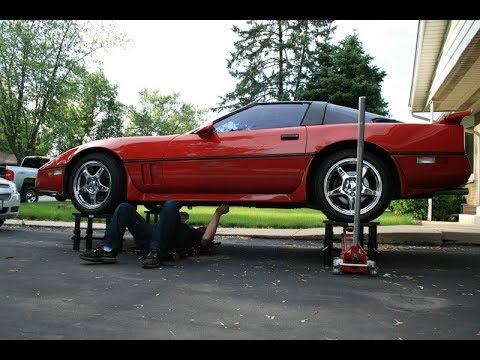 Homemade Car Lift Jacks Youtube