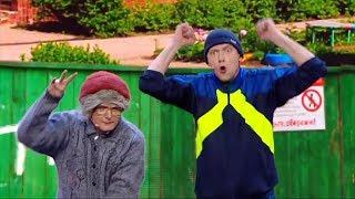 Митинг: Как реальные пацаны с пенсионерами вышли против пенсионного возраста!
