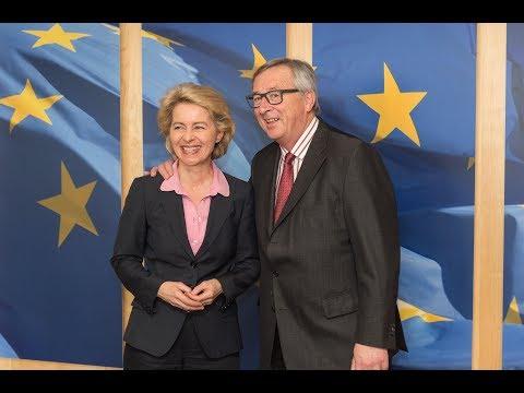 #EUCO - Ursula von der Leyen working to secure votes from MEPs