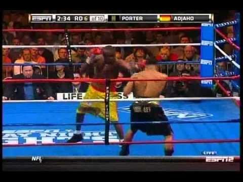 Shawn Porter vs Anges Adjaho
