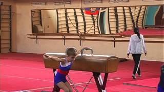 Выступления 2й юн разряд открытое первенство ЛВУФК по спортивной гимнастике 23 03 16