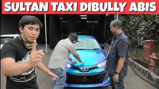 TAXI CHALLENGE: ROASTING SULTAN TAXI