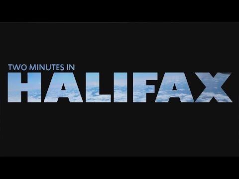 Two Minutes in Halifax (Timelapse) by Wilson Lam