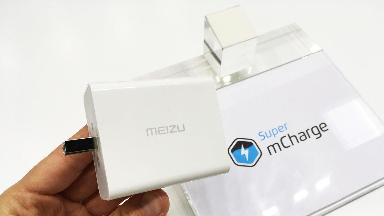 Наконец-то! Сверхскоростная зарядка от Meizu! Обзор