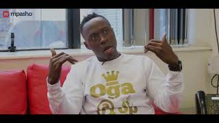 Comedian Obinna talks relationship with three baby mamas, why he won't get married