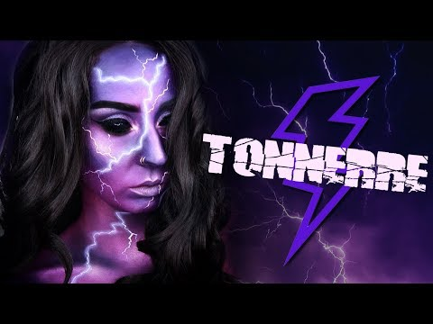 Tonnerre | Maquillage Halloween