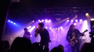 HIM - In joy and sorrow + All lips go blue live @ klubi Tampere 15.08.2015