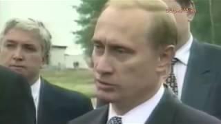 Что, если бы по ТВ показывали настоящие новости или сюжет 1999 года про путина