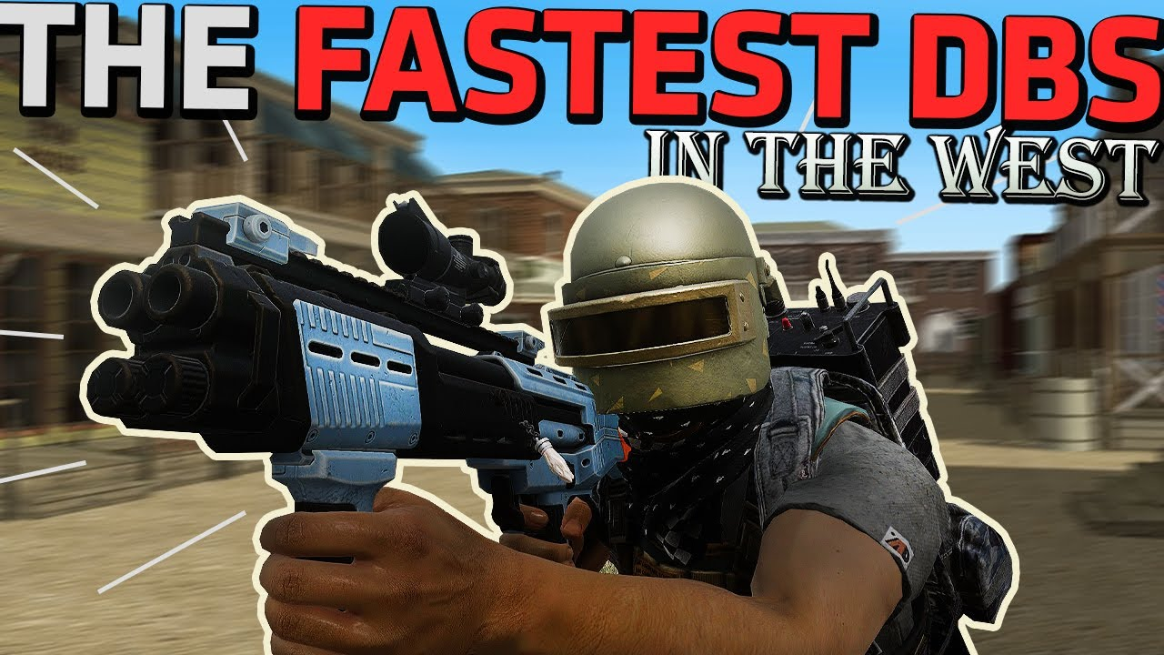Download THE FASTEST DBS IN THE WEST - A Cinematic PUBG video