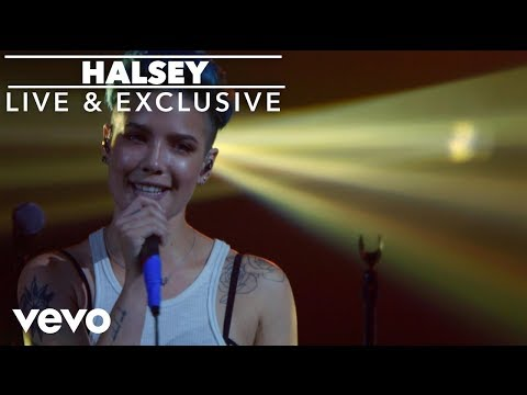 Halsey - Hold Me Down Vevo LIFT