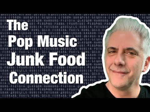 The Pop Junk Food Connection