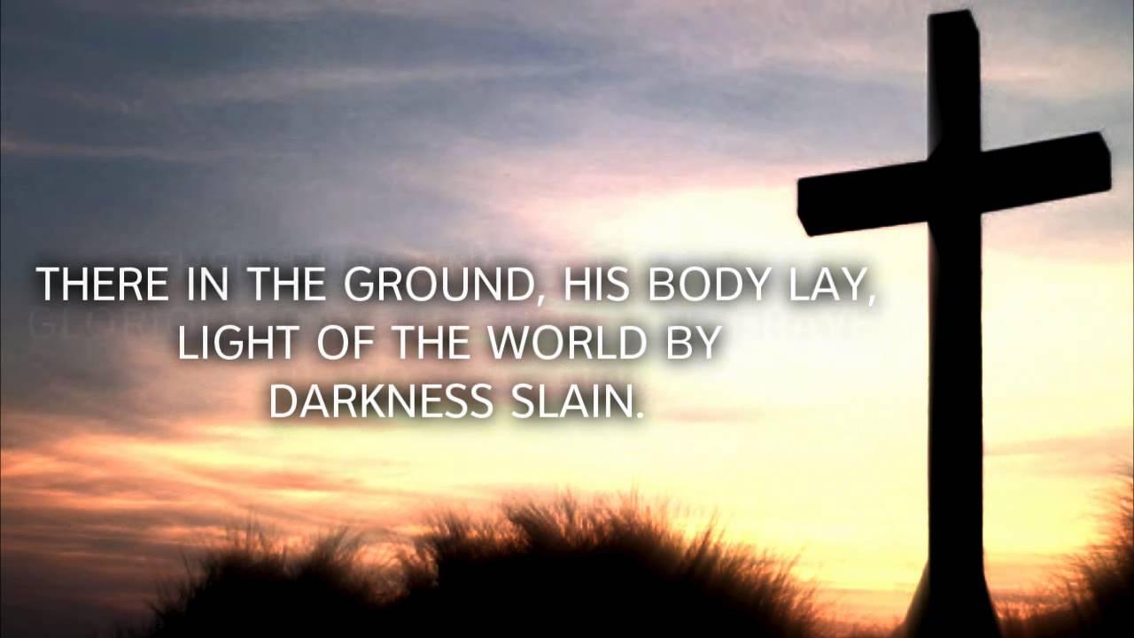 In Christ Alone - Owl City - LYRICS