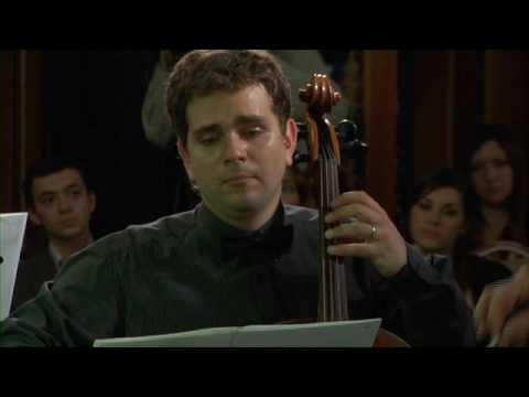 Tchaikovsky - Serenade for Strings Op 48 - Elegie