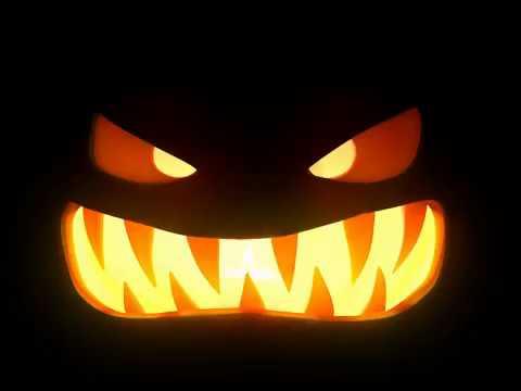 scary pumpkin line 6 02 01 youtube