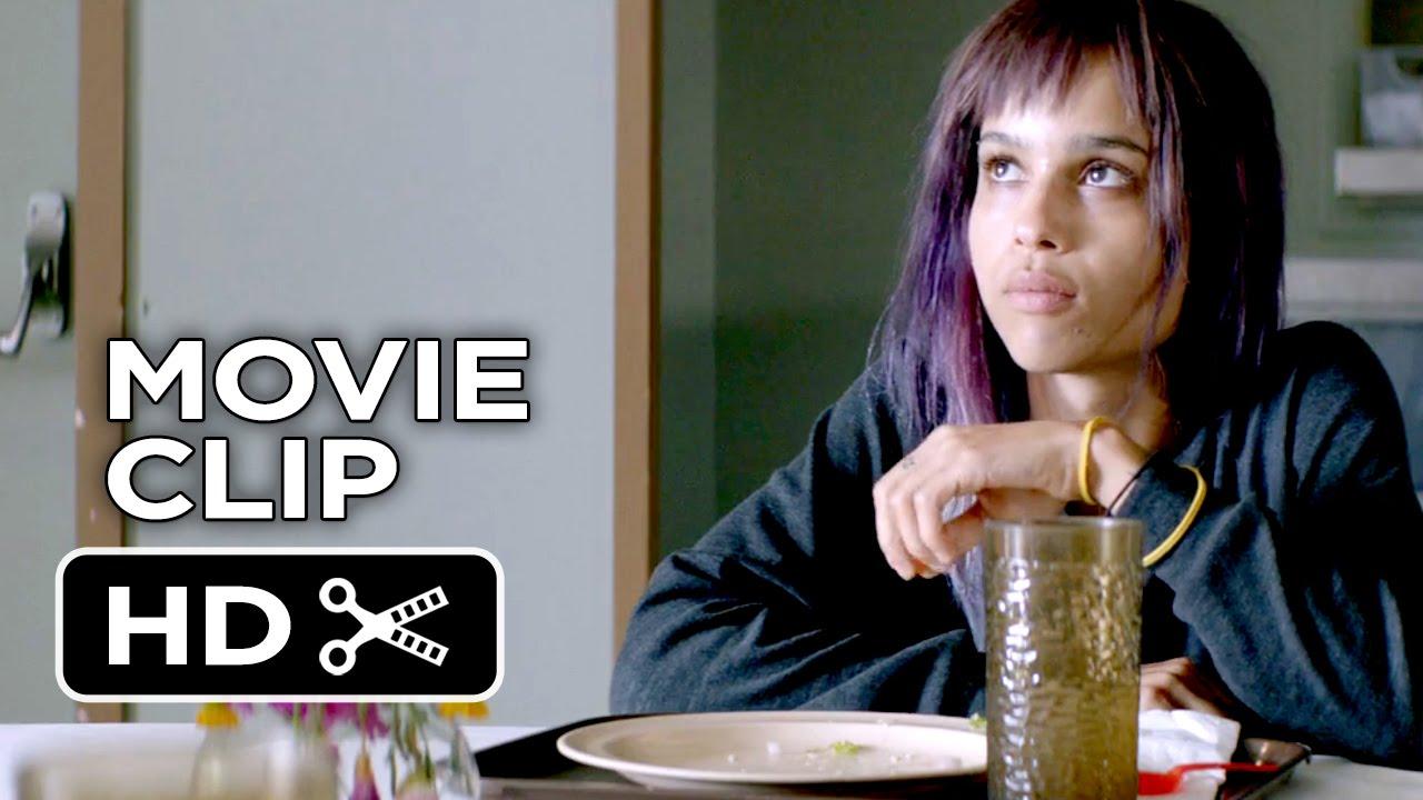 Download The Road Within Movie CLIP - Cafeteria (2015) - Dev Patel, Zoë Kravitz Movie HD