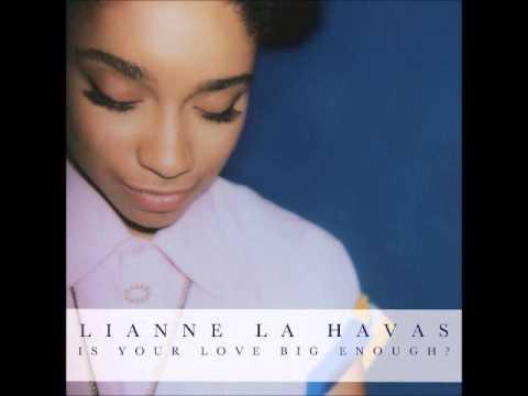 Lianne La Havas - Elusive (instrumental/karaoke, with background singers)