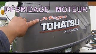 Débridage moteur TOHATSU