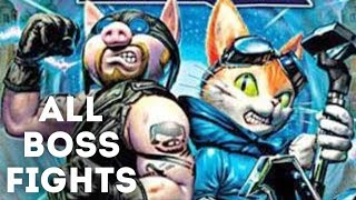 Blinx 2 Masters of Time and Space All Boss Fights