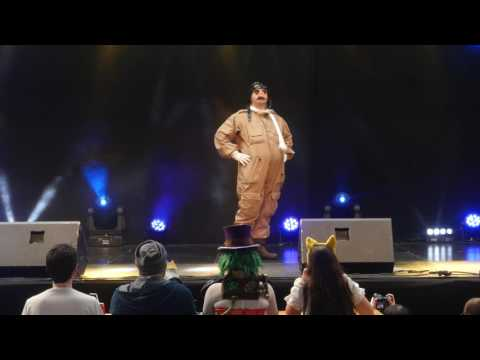 related image - Festival Mangalaxy 2016 - Concours Cosplay Samedi - 17 - Porco Rosso