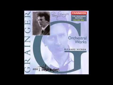 Percy Grainger - English Dance (Richard Hickox)