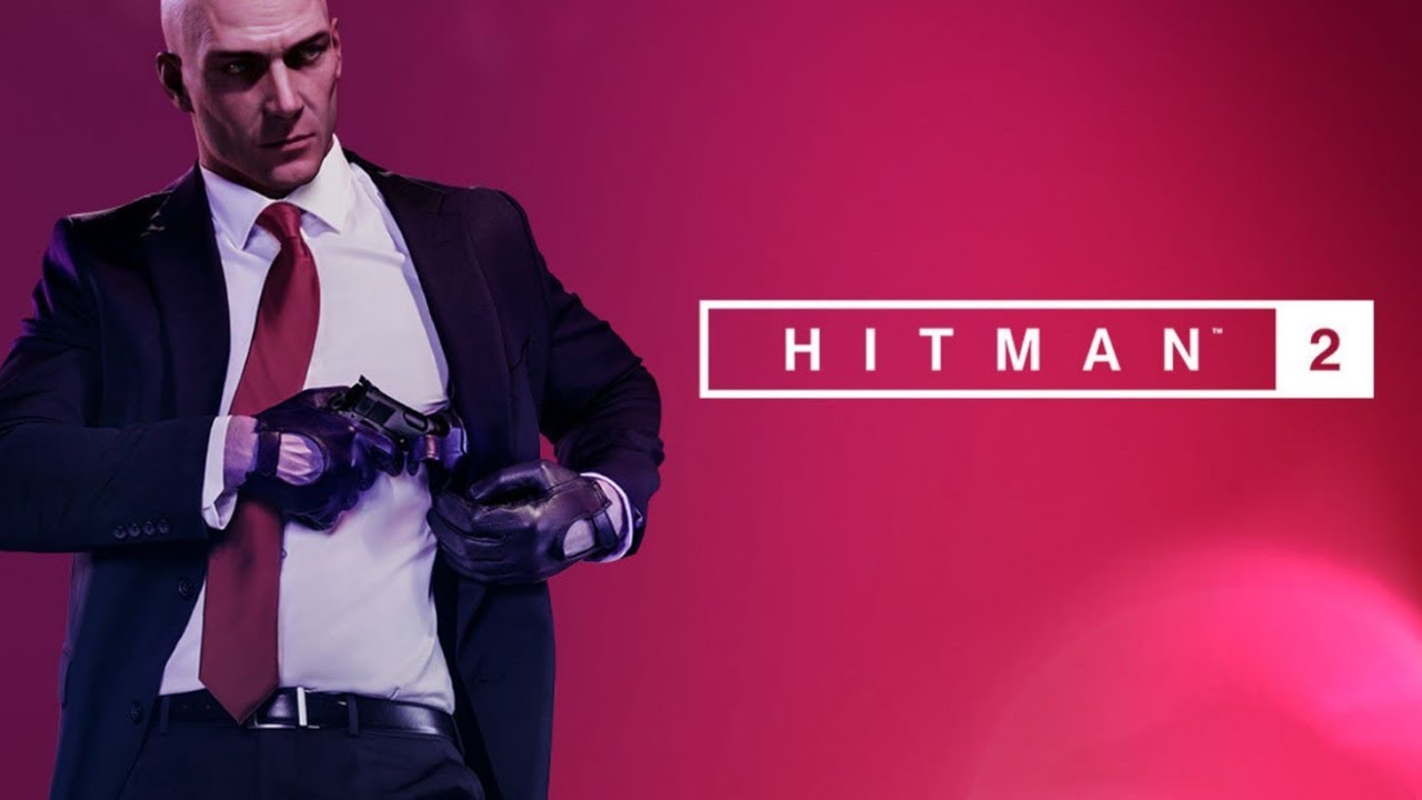 HITMAN™ 2 Mumbai chasing a ghost silent assassin