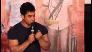 Aamir Khan Say's Warning Disclaimer Should Not Be Shown During The Movie !