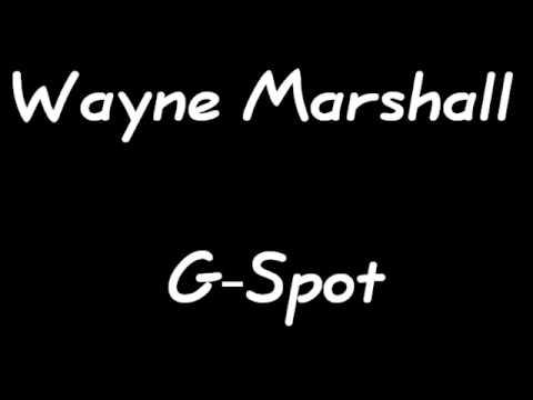 Wayne Marshall - G Spot