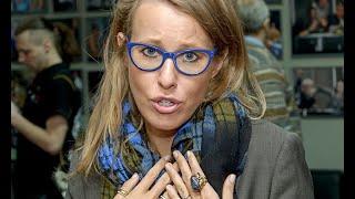 Лайнер улетел без нее! Ксения Собчак устроила скандал в аэропорту : приехала полиция
