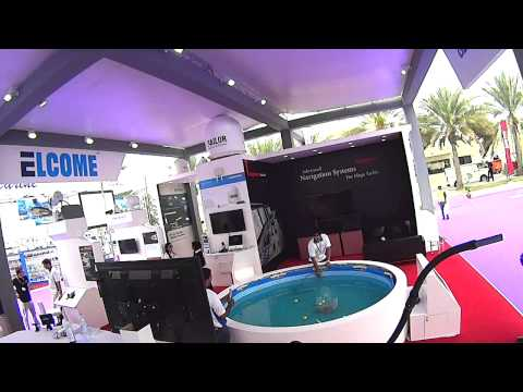 Elcome & GDS at Dubai International Boat Show 2014 - Day 1