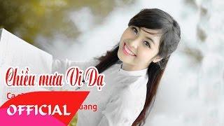 Chiều Mưa Vĩ Dạ - Vân Khánh | Nhạc Trữ Tình 2017 Hay Nhất | MV Audio