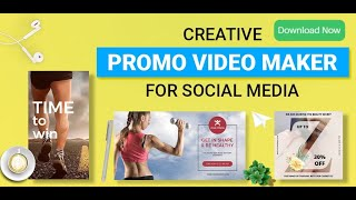 VideoADKing: Video Ad Maker, Flyers, Banner, Cards