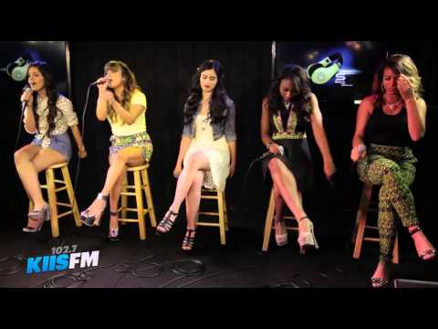 """Fifth Harmony Performs """"Miss Movin' On"""" Live On The Weekend Mixtape"""