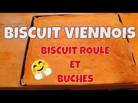 biscuit-viennois-|-génoise-roulée-|-idÉal-pour-les-bûches-et-gâteaux-roulés-!-|-spicynthia