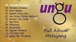 Gambar cover Full Album Melayang By Ungu