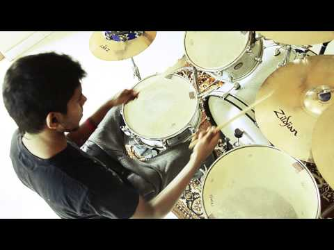 Third Day - Consuming Fire Drum Cover