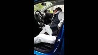 Павла Прилучного нашли спящим в чужой машине
