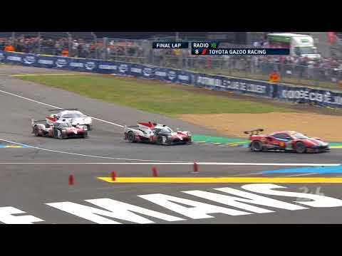 2018 24 Hours of Le Mans - Historical victory for Toyota 8!