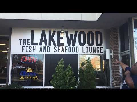 BEST FRIED CATFISH IN ARKANSAS? Lakewood Fish And Seafood Lounge
