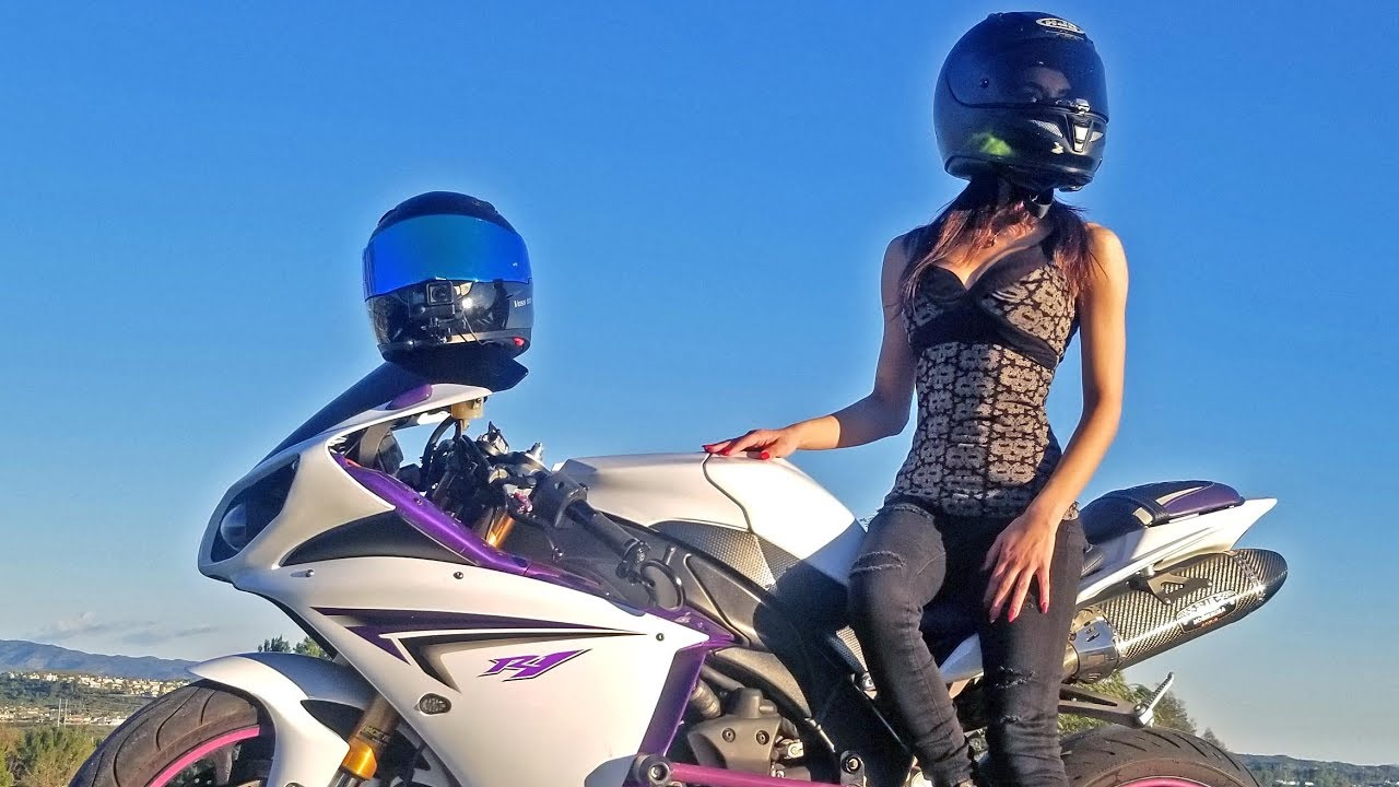 I Let This Girl Ride My Motorcycle