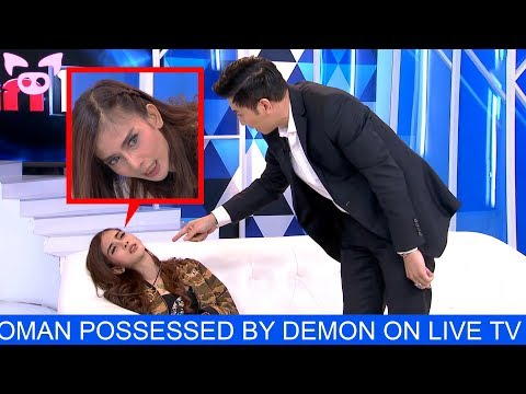 Creepiest Things Caught on Live TV
