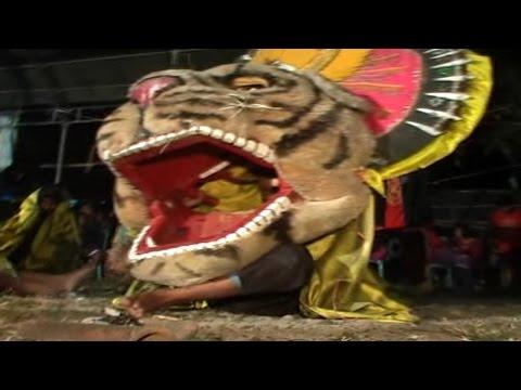 Barongan Singo Makaryo Kedungori Demak Jawa Tengah
