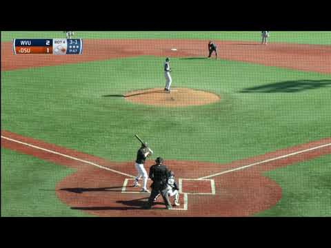 Oregon State Beavers - Beavs belt three HR's in 4-2 win over Mountaineers!!