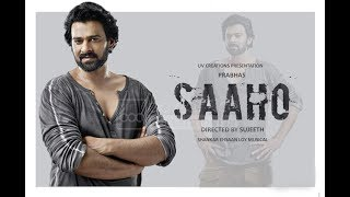 Saaho Official First look Saaho Official First Look Teaser  Saaho Official  Telugu Portal