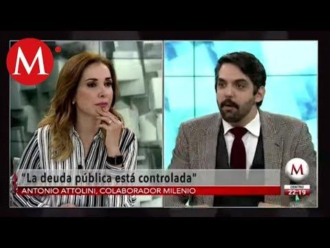 """AMLO llama """"Comandante Borolas"""" a Calderón: Antonio Attolini"""