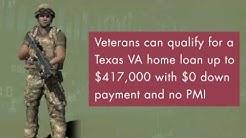 Texas VA Home Loan Information - VALoansFinance.com