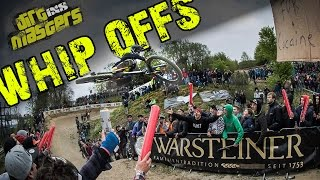 """Whip Offs at """"Dirt Masters Festival"""" with Fabio Wibmer - holy sh*t"""