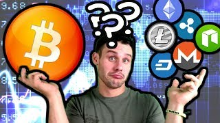 To Bitcoin or To Altcoin? That Is THE QUESTION! My Move is...